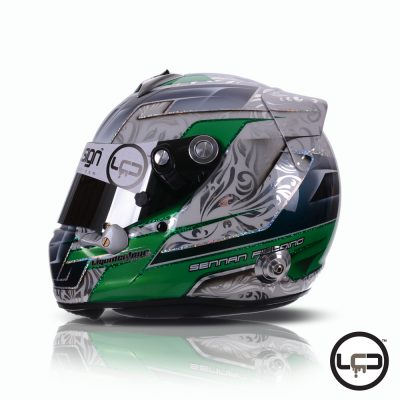 Sennan Fielding latest Arai GP6RC