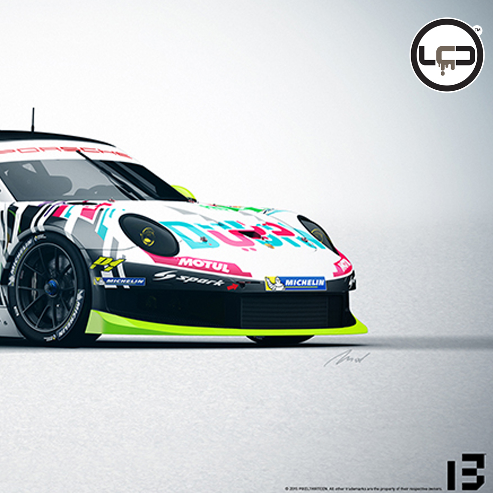 Porsche dubai concept · monster monster racing concept · oneplusformula