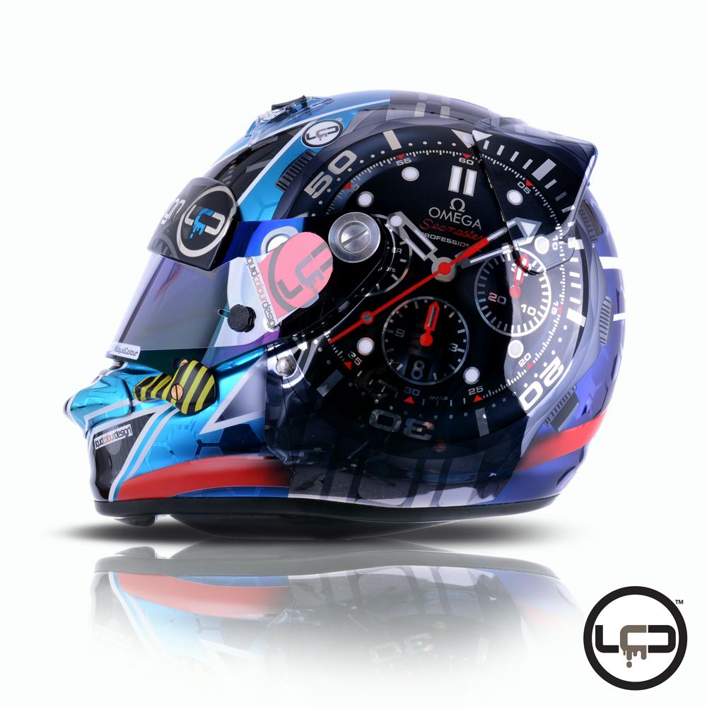 Arai Show Helmet_4