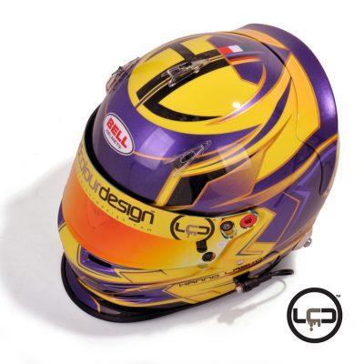 Hanno Ferrari Helmet